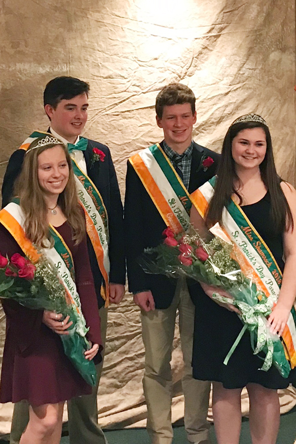 2018 Mr. and Miss Shamrock Photos