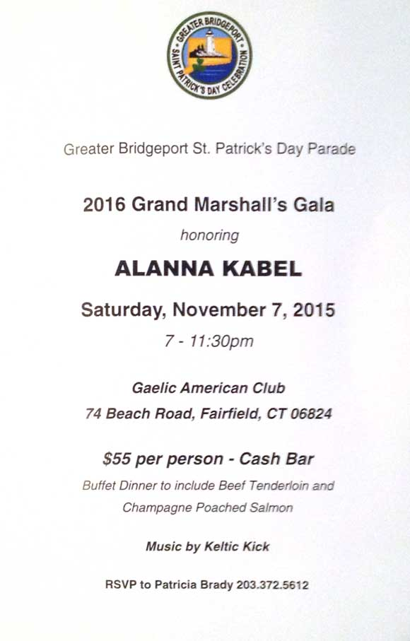 2016 Grand Marshal Reception
