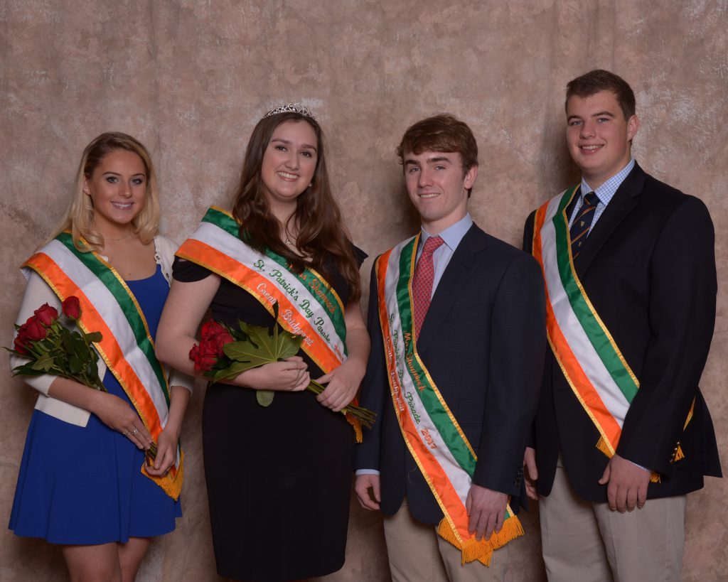 2017 Mr. and Miss Shamrock Photos