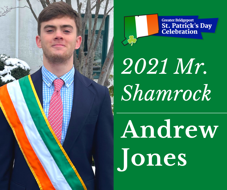 Andrew Jones - 2021 Mr. Shamrock