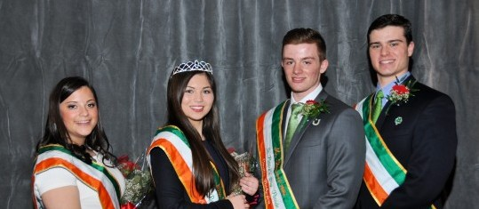 Mr. & Miss Shamrock 2015 Photos