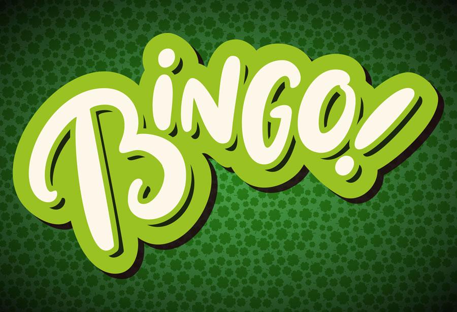 Shamrock-Bingo
