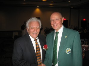 Ted Lovely and Len Paoletta